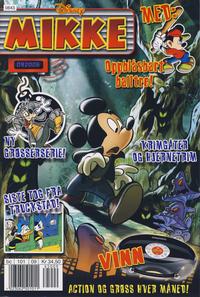 Cover Thumbnail for Mikke (Hjemmet / Egmont, 2006 series) #9/2006