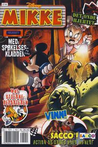 Cover Thumbnail for Mikke (Hjemmet / Egmont, 2006 series) #10/2007
