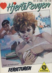 Cover Thumbnail for Hjerterevyen (Serieforlaget / Se-Bladene / Stabenfeldt, 1960 series) #33/1989