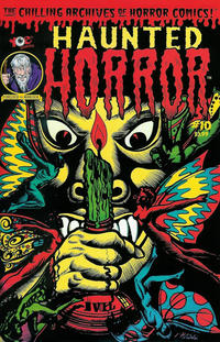 Cover Thumbnail for Haunted Horror (IDW, 2012 series) #10