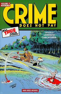 Cover Thumbnail for Crime Does Not Pay Archives (Dark Horse, 2012 series) #7