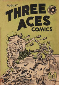 Cover Thumbnail for Three Aces Comics (Anglo-American Publishing Company Limited, 1941 series) #v1#7