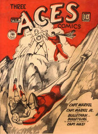 Cover Thumbnail for Three Aces Comics (Anglo-American Publishing Company Limited, 1941 series) #v3#1 [25]