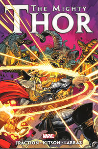 Cover Thumbnail for The Mighty Thor by Matt Fraction (Marvel, 2011 series) #3