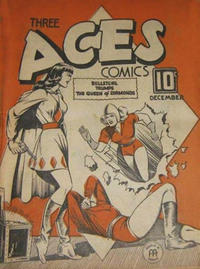 Cover Thumbnail for Three Aces Comics (Anglo-American Publishing Company Limited, 1941 series) #v2#11
