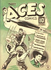 Cover Thumbnail for Three Aces Comics (Anglo-American Publishing Company Limited, 1941 series) #v3#9 [33]