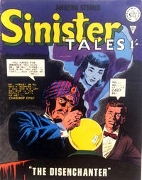 Cover for Sinister Tales (Alan Class, 1964 series) #92