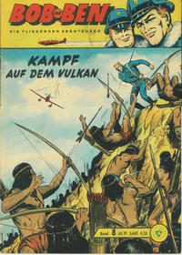 Cover Thumbnail for Bob und Ben (Lehning, 1963 series) #8