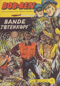 Cover Thumbnail for Bob und Ben (Lehning, 1963 series) #18