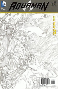 Cover for Aquaman (DC, 2011 series) #14