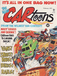 Cover Thumbnail for CARtoons (Petersen Publishing, 1961 series) #81