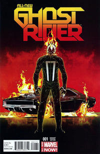 GCD :: Issue :: All-New Ghost Rider #1 [Felipe Smith Vehicle