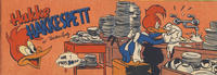 Cover Thumbnail for Hakke Hakkespett (Serieforlaget / Se-Bladene / Stabenfeldt, 1957 series) #7 [1958]