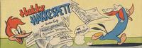 Cover Thumbnail for Hakke Hakkespett (Serieforlaget / Se-Bladene / Stabenfeldt, 1957 series) #9 [1958]