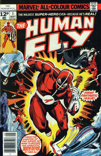 Cover Thumbnail for The Human Fly (Marvel, 1977 series) #1 [British]