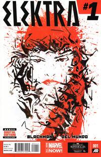 Cover Thumbnail for Elektra (Marvel, 2014 series) #1