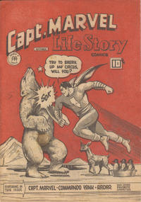 Cover Thumbnail for Captain Marvel Comics (Anglo-American Publishing Company Limited, 1942 series) #v4#10