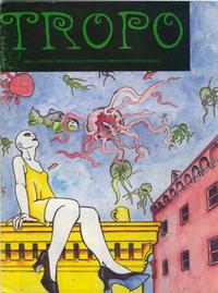 Cover Thumbnail for Tropo (Blackbird Comics, 1990 series) #1