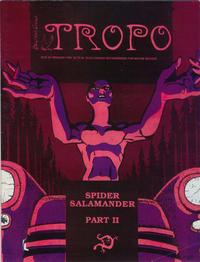 Cover Thumbnail for Tropo (Blackbird Comics, 1990 series) #3