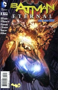 Cover Thumbnail for Batman Eternal (DC, 2014 series) #3