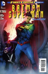 Cover Thumbnail for Batman / Superman (DC, 2013 series) #9