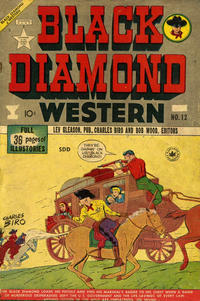 Cover Thumbnail for Black Diamond Western (Superior Publishers Limited, 1949 series) #12