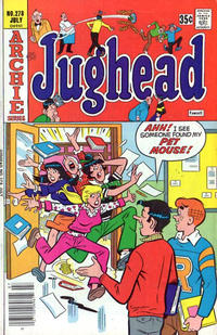 Cover Thumbnail for Jughead (Archie, 1965 series) #278