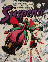 Cover Thumbnail for Amazing Stories of Suspense (Alan Class, 1963 series) #172