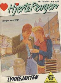 Cover Thumbnail for Hjerterevyen (Serieforlaget / Se-Bladene / Stabenfeldt, 1960 series) #15/1989