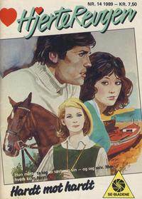 Cover Thumbnail for Hjerterevyen (Serieforlaget / Se-Bladene / Stabenfeldt, 1960 series) #14/1989
