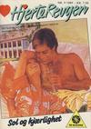 Cover for Hjerterevyen (Serieforlaget / Se-Bladene / Stabenfeldt, 1960 series) #9/1989
