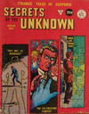Cover for Secrets of the Unknown (Alan Class, 1962 series) #185