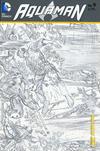 Cover for Aquaman (DC, 2011 series) #9 [Ivan Reis Wraparound Sketch Variant]