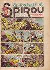 Cover for Le Journal de Spirou (Dupuis, 1938 series) #43/1942
