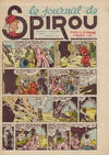 Cover for Le Journal de Spirou (Dupuis, 1938 series) #49/1942