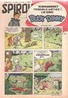 Cover for Spirou (Dupuis, 1947 series) #877