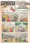 Cover for Spirou (Dupuis, 1947 series) #880