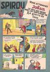 Cover for Spirou (Dupuis, 1947 series) #891
