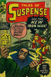 Cover Thumbnail for Tales of Suspense (1959 series) #48 [British]