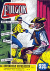 Cover for Fulgor (Ediciones Toray, 1961 series) #6