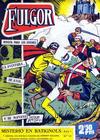 Cover for Fulgor (Ediciones Toray, 1961 series) #12