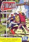 Cover for Fulgor (Ediciones Toray, 1961 series) #15