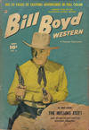 Cover for Bill Boyd Western (Export Publishing, 1950 series) #5