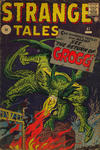 Cover for Strange Tales (Marvel, 1951 series) #87 [UK Edition]
