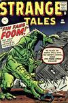 Cover for Strange Tales (Marvel, 1951 series) #89 [UK Edition]