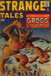 Cover for Strange Tales (Marvel, 1951 series) #83 [UK Edition]