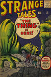 Cover for Strange Tales (Marvel, 1951 series) #79 [UK Edition]