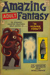 Cover for Amazing Adult Fantasy (Marvel, 1961 series) #11 [British]