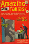 Cover for Amazing Adult Fantasy (Marvel, 1961 series) #8 [British]