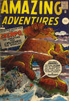 Cover for Amazing Adventures (Marvel, 1961 series) #6 [British Price Variant]